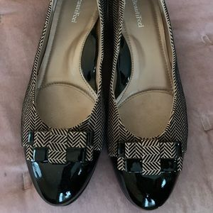 Beautifeel leather pumps. Never worn . Gorgeous